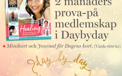 Daybyday Community öppet till 31 maj