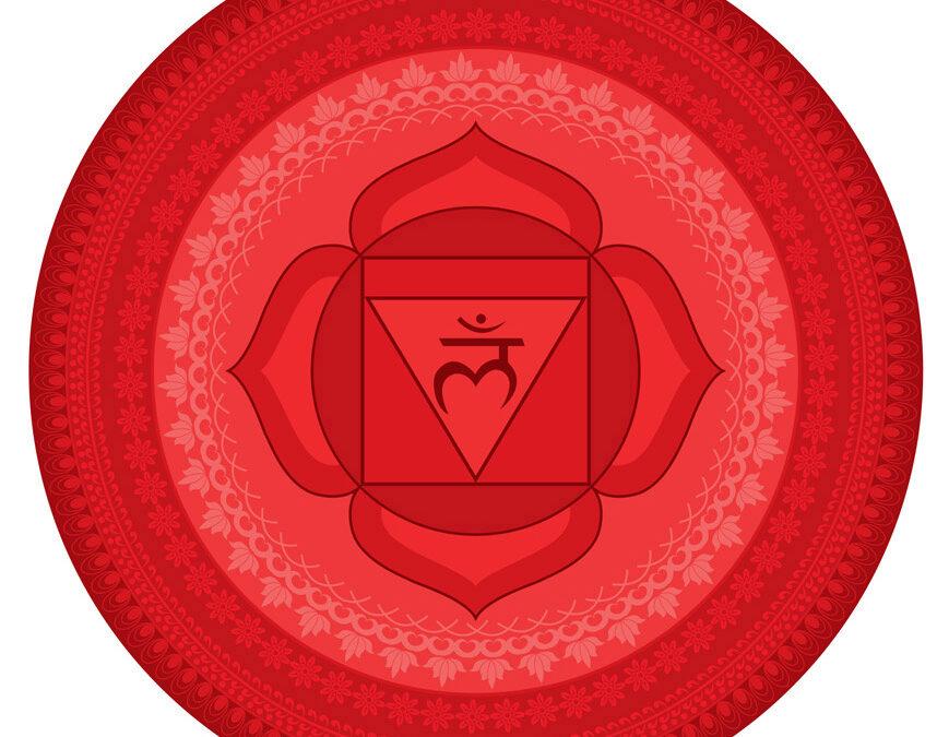 Rotchakrameditation