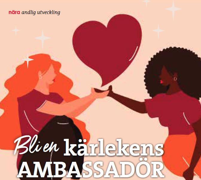 Bli en kärlekens ambassadör